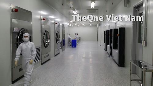 Cung cấp hệ thống giặt là công nghiệp